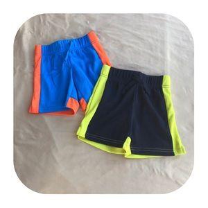 2T Boy 2 C8 Active Shorts